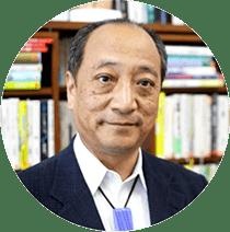 明治大学法学部教授  サービス創新研究所所長 阪井和男先生